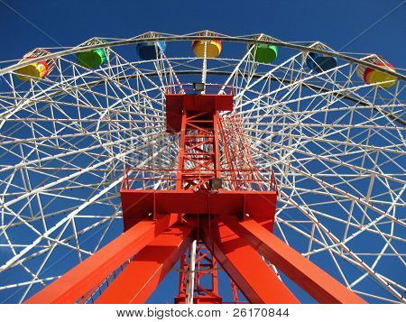 Panorama wheel Luna Park Sydney