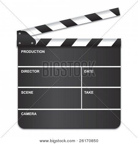 Tablero de la chapaleta de película