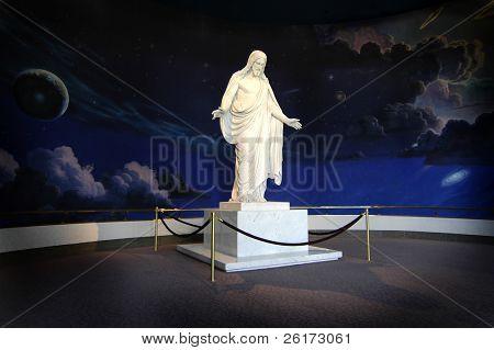Statute of Jesus