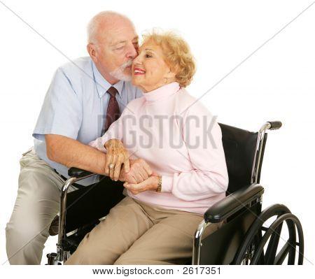 Seniors - Loving Gesture