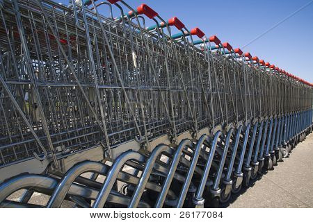Shopping carts 2