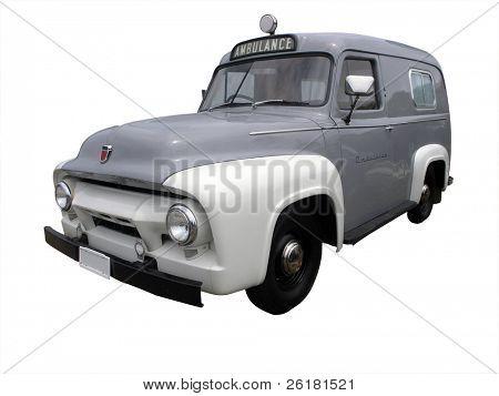 Vintage  Ambulance 1934
