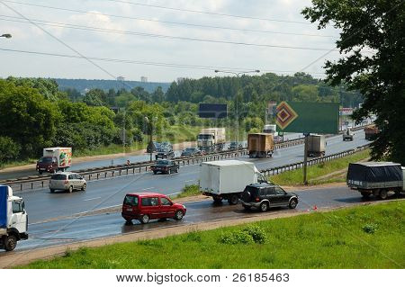 road interchange