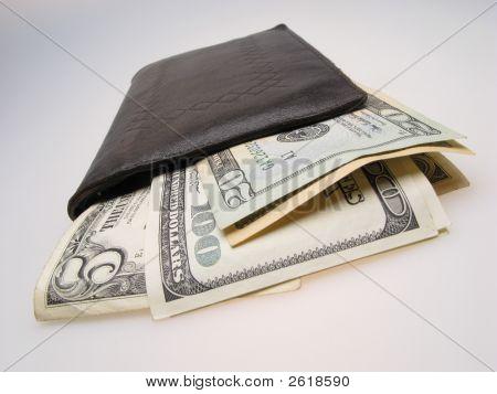 Dollars In Billfold