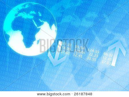 Digital Broker illustration