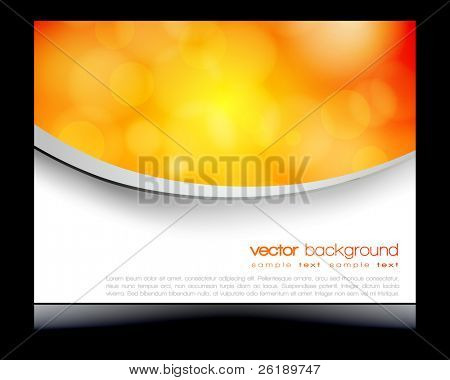 EPS10 colorful circles vector design