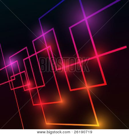 EPS10 Colorful Network Vector Design