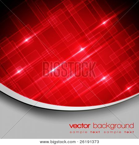 Abstract Brochure Template - EPS10 Vector Design