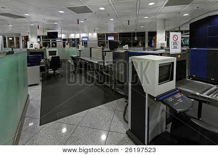 Airport X Ray Machine