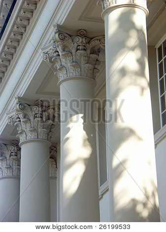 Columns of justice