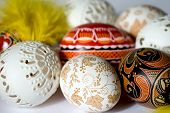 stock photo of pasqua  - Holiday background - JPG