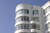 Art Deco Apartment Building #2 poster