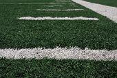 pic of ncaa  - Football yard lines - JPG