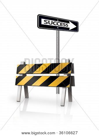 Barrier to Success