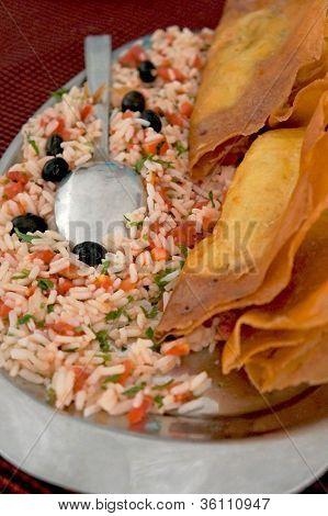 Tunisian traditional dish