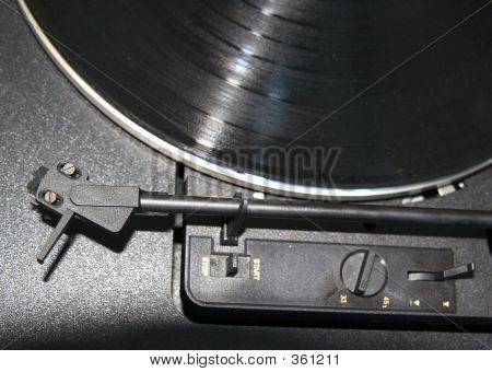 Turntable Detail