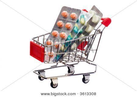 Medicine In Trolley