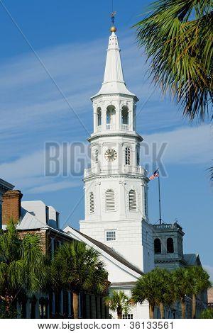 Iglesia en Charleston Carolina del sur