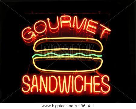 Gourmet Sandwiches