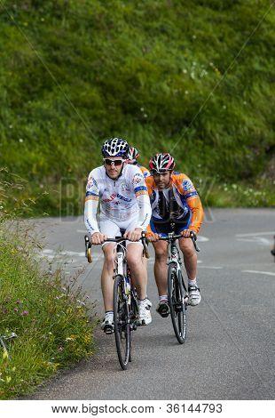 Amateurs Cyclists