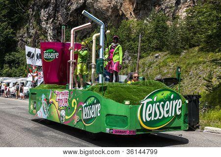 Teisseire Truck