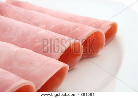 Rolled Ham