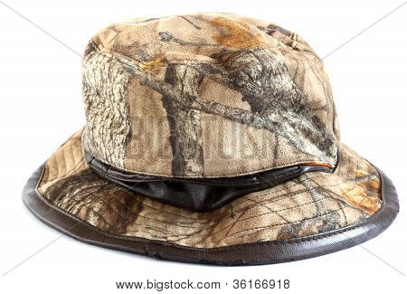 Camouflage Hunting Hat