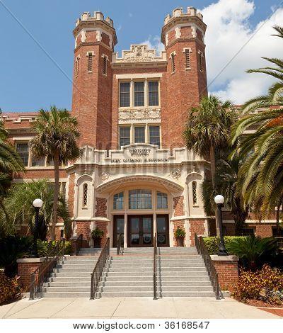 Westcott Building, Florida State University, Tallahassee, Florida