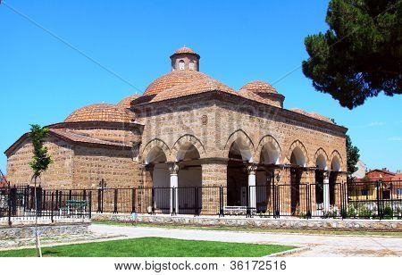 Alten osmanischen Gebäude