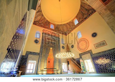 Green Mosque (Yesil Cami)