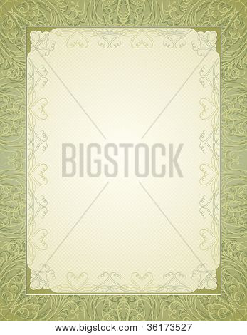 Decorative Background, Vector