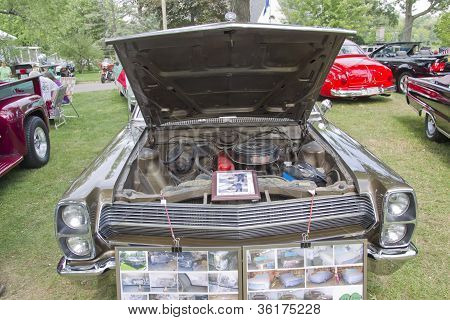Amc Ambassador Engine
