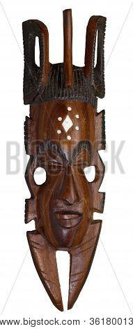 Big African Mask