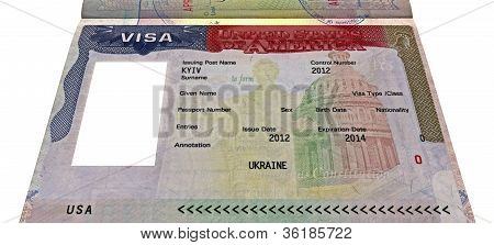 American Visa For Ukrainian Citizen, Usa Travel