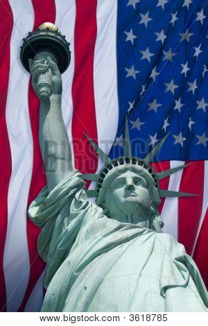 Flag Of Liberty