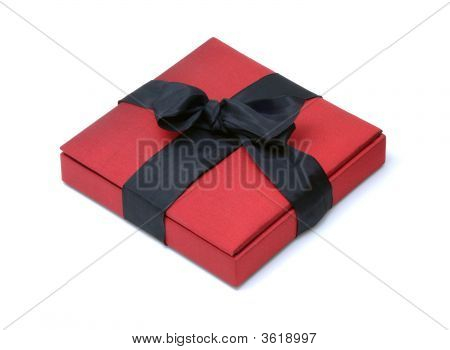 Red / Black Gift Box