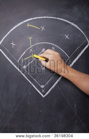 Defensive Baseball Positioning