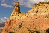 foto of chimney rock  - Chimney Rock - JPG