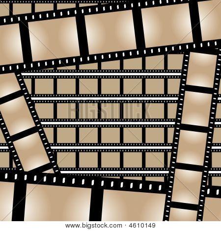 Filmstrips Background