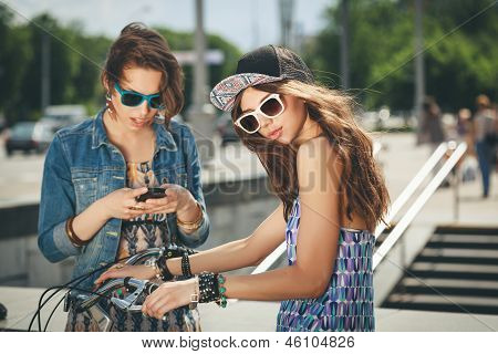 Young Active Women