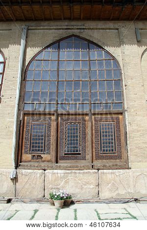 Window Of Palace