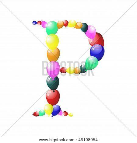Balloon Letter