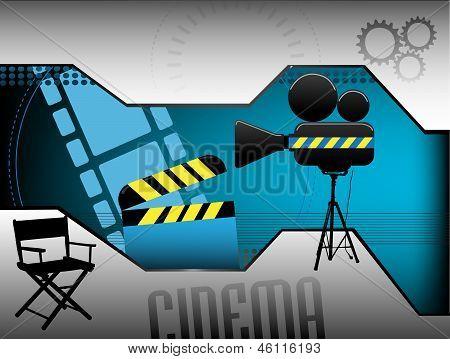 Cinema background