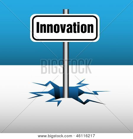 Innovation plate