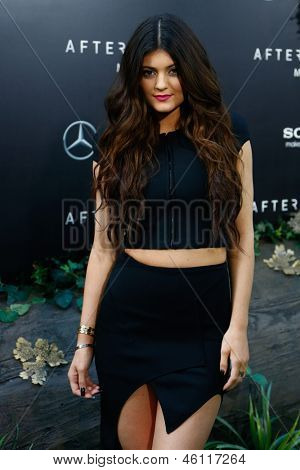 NEW YORK - MAY 29: Kylie Jenner attends the premiere of