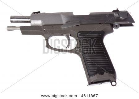 Unload Handgun