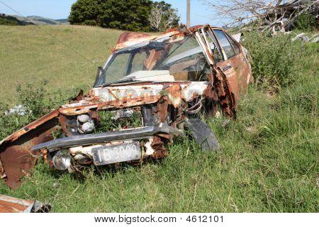 Derelict Car #2