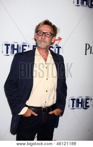 """LOS ANGELES - MAY 28:  Dennis Christopher arrives at """"The East"""" LA Premiere at the ArcLight Hollywood Theaters on May 28, 2013 in Los Angeles, CA"""