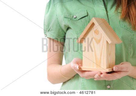 Little Home In The Hands