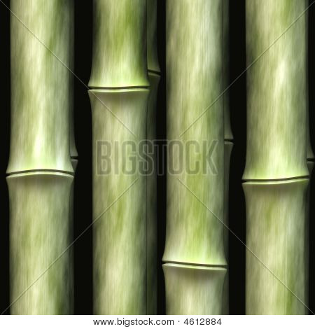 Seamless Bamboo Texture. This Tiles As A Pattern In Any Direction.